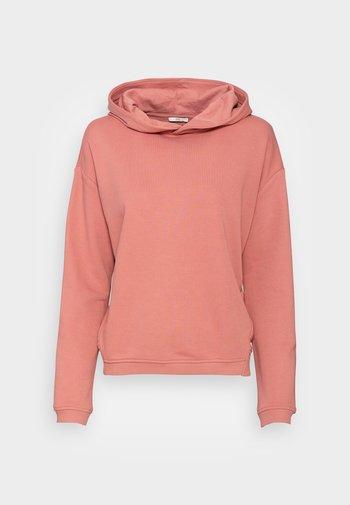 HOODY  - Sweatshirt - coral
