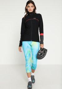 Gore Wear - THERMO  - Training jacket - black/terra grey - 1