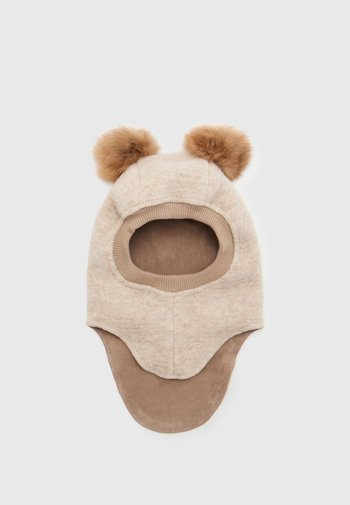 BIG BEAR UNISEX - Beanie - sand/camel