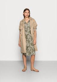 Saint Tropez - TISHA DRESS - Day dress - army green - 1