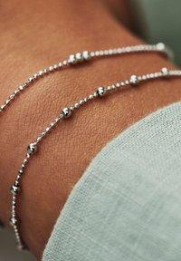 Selected Jewels - SET - Bracelet - silber - 1