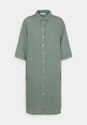 BODIL DRESS - Shirt dress - smoked blue
