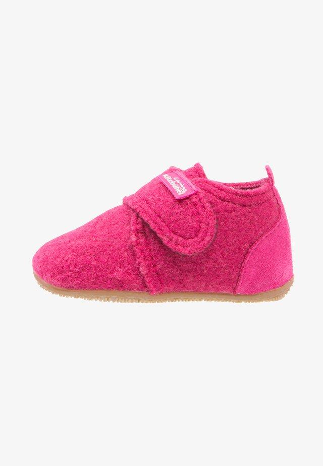 Pantoffels - magenta
