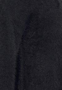 Vero Moda Curve - VMPOILU LONG OPEN CARDIGAN - Cardigan - black - 2