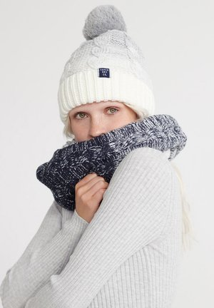 Snood - denim ombre