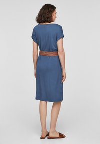 s.Oliver - Day dress - faded blue - 2