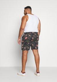 Jack´s Sportswear - RELAXT FIT - Kraťasy - navy - 2