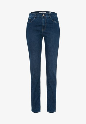 STYLE MARY - Jean slim - used regular blue