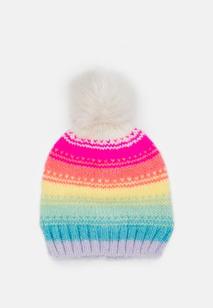 HAPPY HAT - Huer - multicoloured