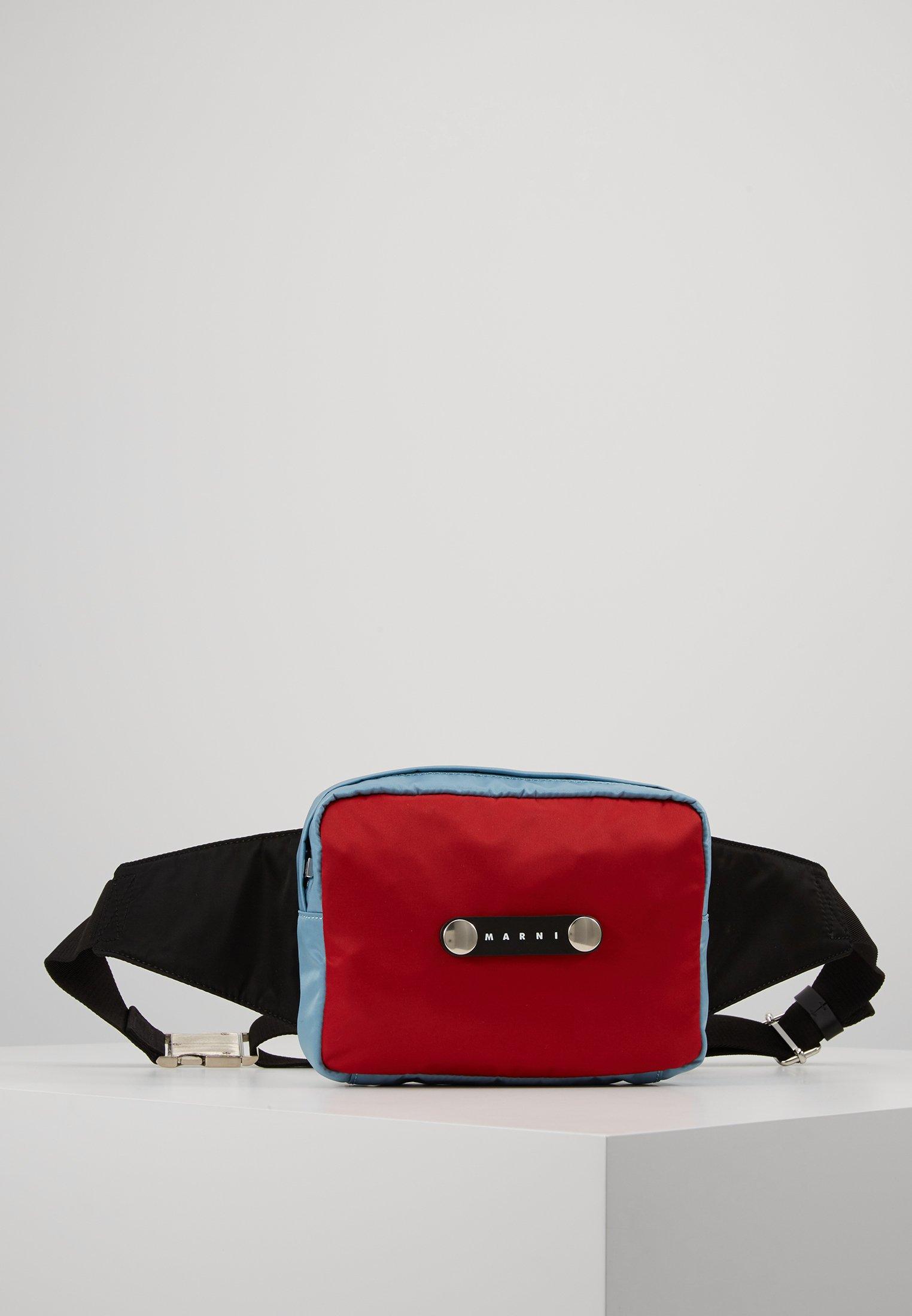Limited Outlet Marni Bum bag - black/lake/rust | women's accessories 2020 l3d93