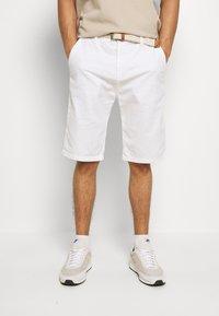 Esprit - BASIC - Shorts - white - 0
