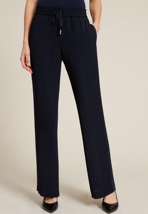 ALVEARE - Trousers - blu