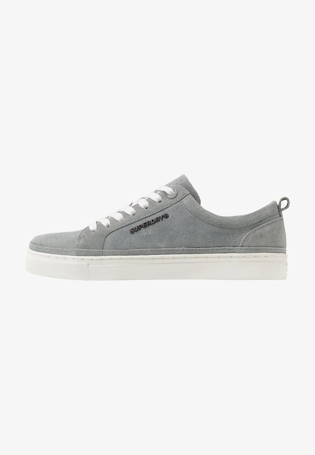 TRUMAN PREMIUM LACE UP - Sneakers laag - mid grey