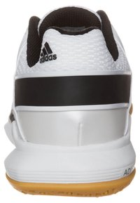 adidas Performance - ADIPOWER STABIL 10.1 - Handball shoes - running white/metallic silver - 1