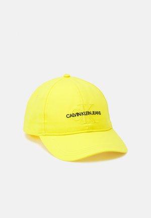 MONOGRAM UNISEX - Casquette - yellow