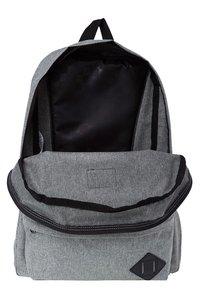 Vans - OLD SKOOL II BACKPACK - Reppu - heather suiting - 3