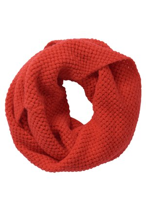 Snood - fiery red