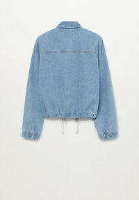 Mango - NICOLE - Denim jacket - mittelblau - 1