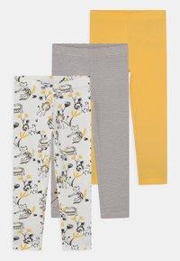 Marks & Spencer London - ANIMAL 3 PACK - Leggings - Trousers - multi-coloured - 0