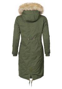 Navahoo - Winter coat - green - 1