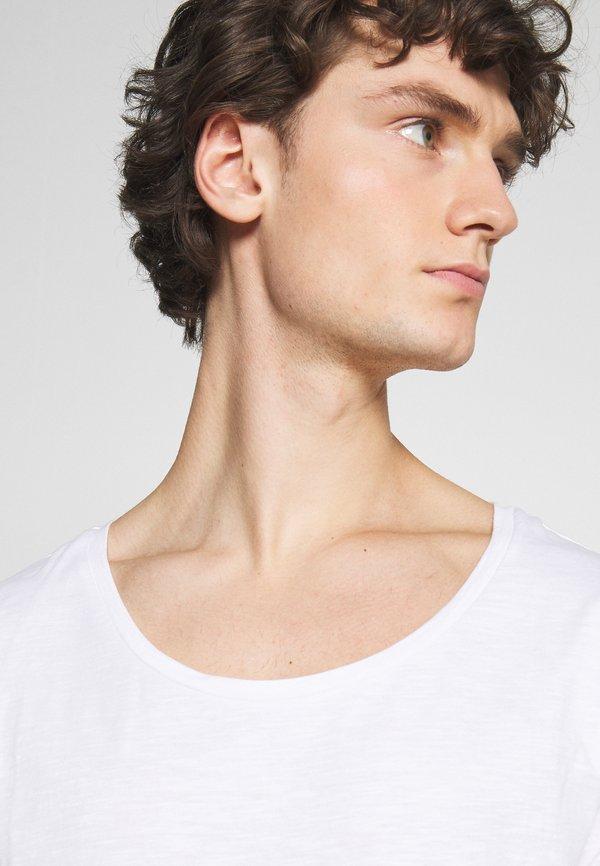 YOURTURN UNISEX - T-shirt basic - white/biały Odzież Męska BNPW