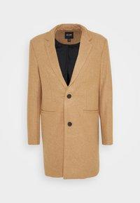 Only & Sons - ONSMAXIMUS COAT - Classic coat - camel - 4