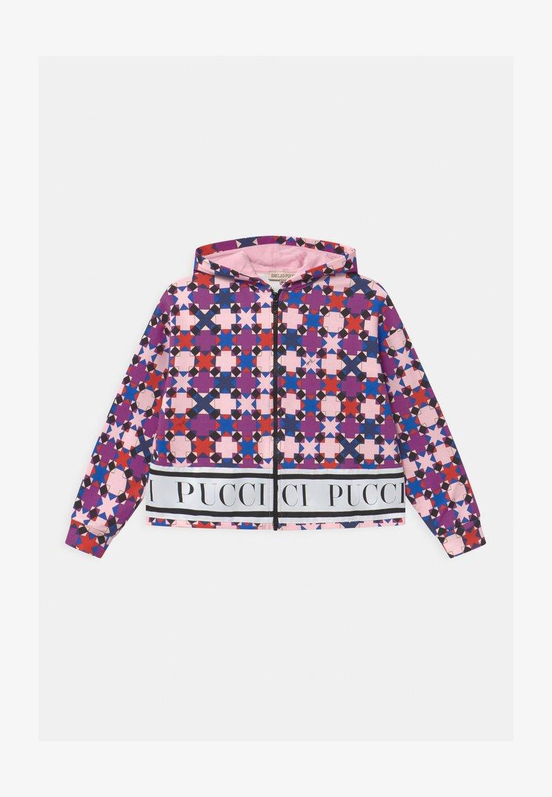 Emilio Pucci - Mikina na zip - pink