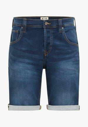 CHICAGO - Denim shorts - mid blue