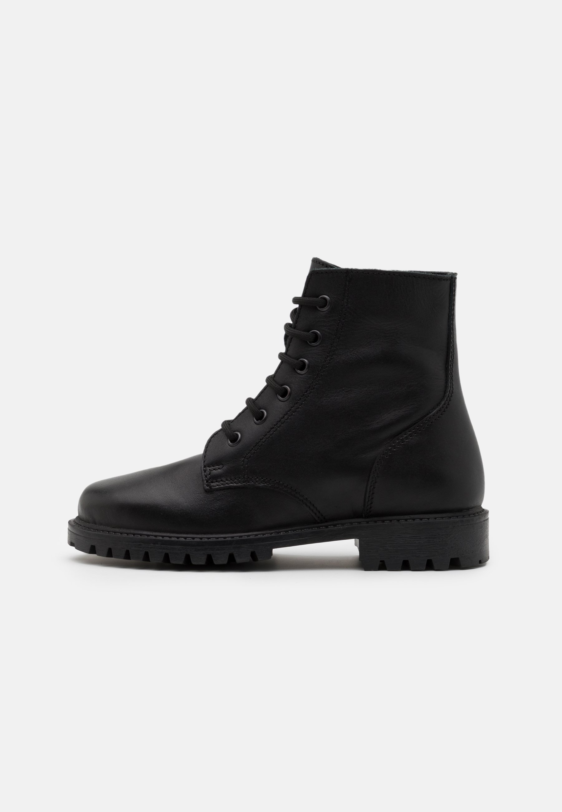 Women KEFF UNISEX - Lace-up ankle boots