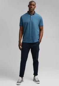 Esprit - Polo shirt - petrol blue - 1