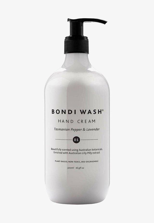 BONDI WASH HANDPFLEGE HAND LOTION TASMANIAN PEPPER & LAVENDER - Hand cream - -