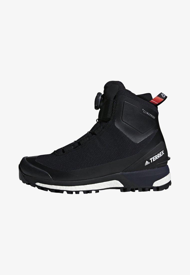 adidas Performance - TERREX CONRAX BOA CLIMAHEAT CLIMAPROOF - Hikingschuh - black