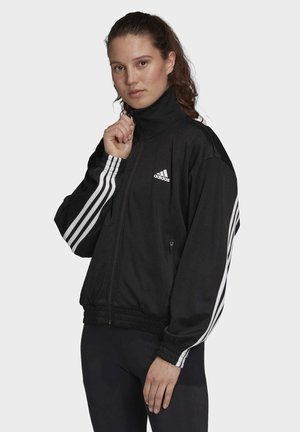 MUST HAVES TRACK TOP - Verryttelytakki - black