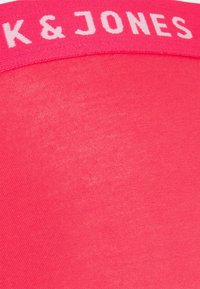 Jack & Jones - JACSUMMER COLOR BRIEFS 5 PACK - Briefs - diva pink/safety yellow/viridian - 7