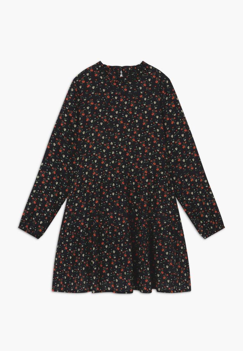 Grunt - DORA - Denní šaty - black