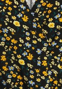 Even&Odd - Hverdagskjoler - black/yellow/blue - 6
