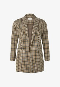 MY TRUE ME TOM TAILOR - Short coat - beige brown - 5