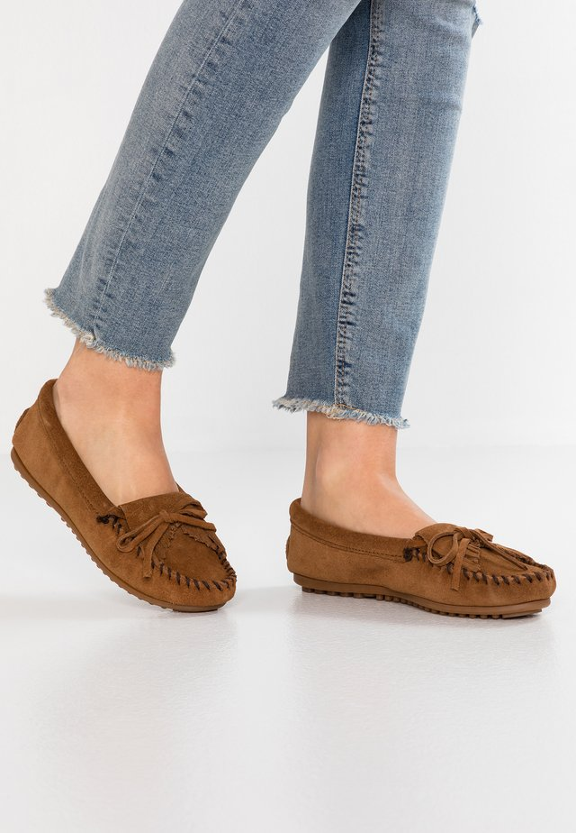 KILTY - Mocassins - dusty brown
