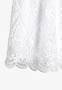 Name it - NKFSANDIE SPENCER - Cocktailjurk - bright white