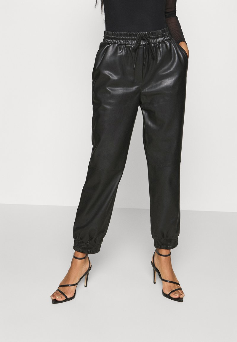EDITED - MADISON PANTS - Trousers - schwarz