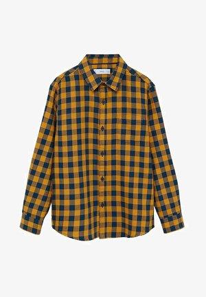 MOE7 - Shirt - mustard