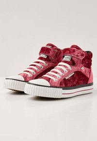 British Knights - Sneakers hoog - magenta/white - 2