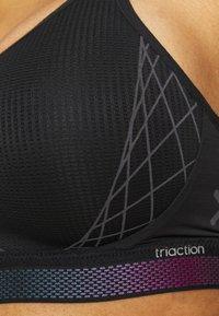 triaction by Triumph - CARDIO CLOUD - High support sports bra - black - 5