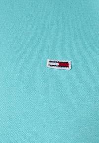 Tommy Jeans - REGULAR HOODIE - Sweat à capuche - chlorine blue - 2