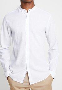 Lindbergh - MANDARIN - Shirt - white - 5