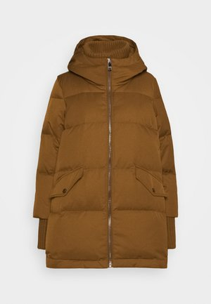 MIX COAT - Down coat - highland khaki
