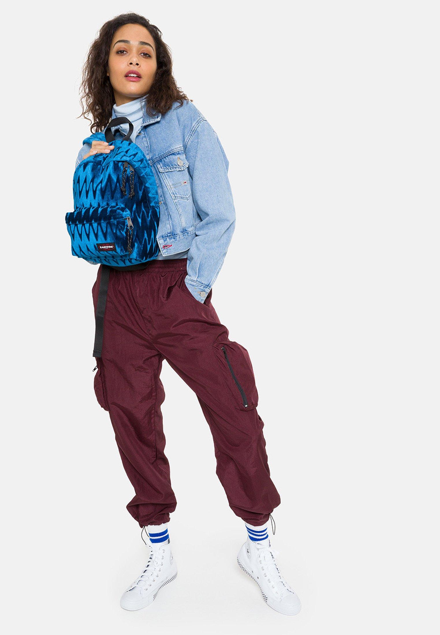 Eastpak Zaino - velvet blue - Borse & Accessori da donna Offerte