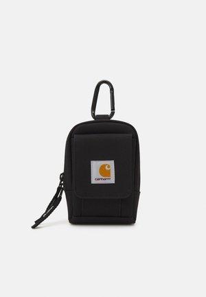 SMALL BAG UNISEX - Bum bag - black