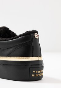 Tommy Hilfiger - COSY LACE - Sneakers - black - 2