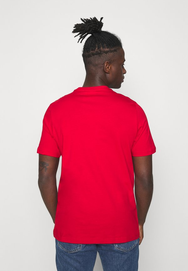 adidas Originals ESSENTIAL TEE - T-shirt basic - scarlet/czerwony Odzież Męska SWFG